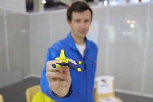 عکس/ نمایشگاه بین المللی هوایی در جزیره کیش