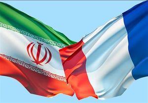 پرچم نمایه ایران و فرانسه