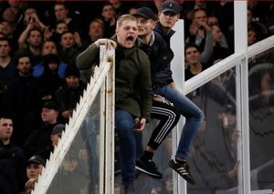 میزان مجازات آشوبگران در استادیومهای اروپایی +عکس