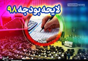 ارائه لایحه بودجه به مجلس