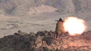 آخرین تحولات میدانی یمن/ درگیریهای سنگین با نیروهای مزدور در استانهای تعز، لحج و الجوف برای بازپس گیری مناطق اشغالی+ نقشه میدانی و تصاویر