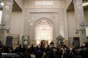 عکس/ مراسم ختم والده سردار جلالی