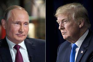 دیدار کوتاه پوتین و ترامپ در حاشیه نشست جی-۲۰