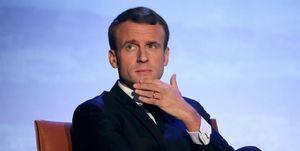 ماکرون: درگیریهای پاریس غیر قابل قبول است