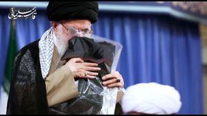تعابیر جالب سردار سلیمانی درباره رهبرانقلاب +فیلم