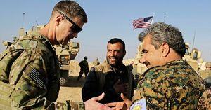 امریکا و کردهای سوریه