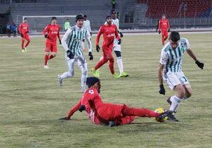 بازی میلاد محمدی و تیمش در قطب شمال! +عکس