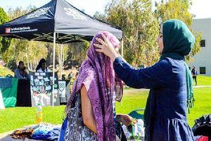 برگزاری روز «دیدار با یک مسلمان» در کالیفرنیا +عکس