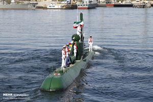 زیردریایی غدیر تا 200 متر پایین می رود