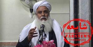 قاتل امام جمعه اهل سنت رضاآباد کیست؟ +فیلم