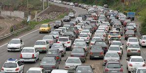 محدودیت ترافیکی درمحورهای مواصلاتی مازندران