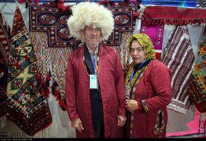 عکس/ نمایشگاه ملی صنایع دستی در بیرجند