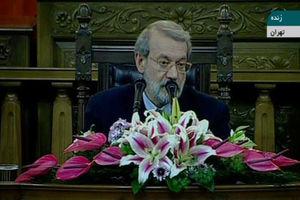 فیلم/ توضیحات لاریجانی درباره اصلاح قانون اساسی