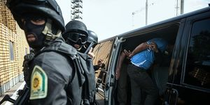 عوامل درگیری دیشب تهرانسر دستگیر شدند