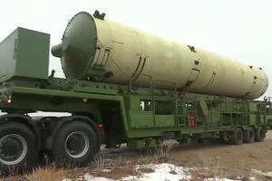 فیلم/ آزمایش موشک مدرنسازی شده روسی