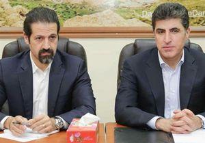 رونمایی از رئیس جدید اقلیم کردستان عراق