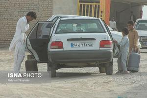 فیلم/ لحظه انفجار مرگبار مخزن گاز پراید