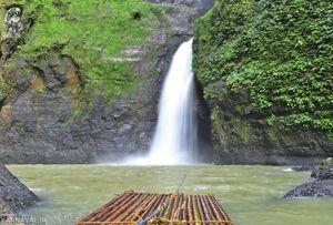 معروف ترین آبشار کشور جزیره ها