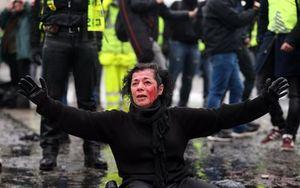 معترضان فرانسوی از کجا همدیگر را پیدا کردند؟