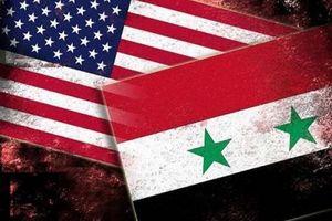 تظاهرات سوریها در قامشلی علیه آمریکا و ترکیه