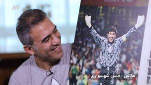 فیلم/ گفتگوی جذاب احمدرضا عابدزاده با برنامه ۹۰