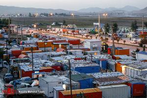 روند ساخت و ساز در مناطق زلزله زده کرمانشاه