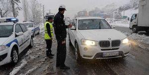 ایستگاههای برفروبی آماده است/ شهروندان با پلیس و شهرداری همکاری کنند