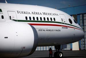 فروش هواپیمای لوکس آقای رئیسجمهور