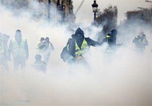سانسور اعتراضات فرانسه در رسانههای جهان
