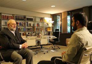 """نظر لاریجانی درباره اظهارات """"بیّنالغی"""" ظریف، افت شدید کارآمدی دولت روحانی و نقش ترامپ در قتل خاشقجی/گفتگوی ویژه او با تسنیم را ببینید"""