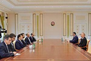 پیشنهاد جهرمی به آذربایجان برای همکاری فضایی