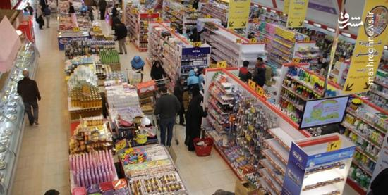 فیلم/ کمبود کالایی در فروشگاههای زنجیرهای نداریم