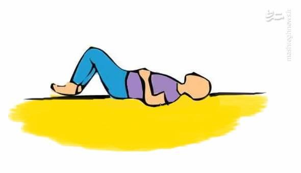 ورزشهای مناسب برای درمان یبوست+ تصاویر