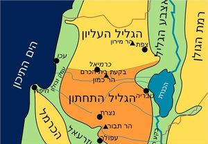 """نُجَباء و حزبالله به منطقه """"جليل"""" اسرائيل حمله خواهند كرد"""