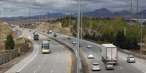 افزایش ۸ درصدی ترافیک جادهها