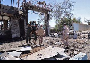 فیلم/ جزئیات حادثه تروریستی چابهار