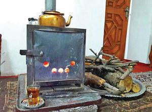 وسایل گرمایشی قدیمی؛ از علاءالدین تا کرسی +عکس
