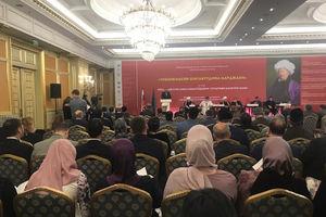 """فیلم/ کنفرانس """"تمدن اسلامی"""" در مسکو"""