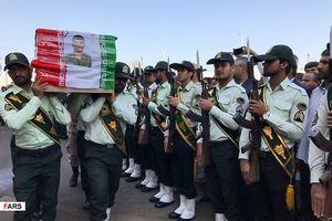 فیلم/ تشییع شهدای مدافع وطن در چابهار