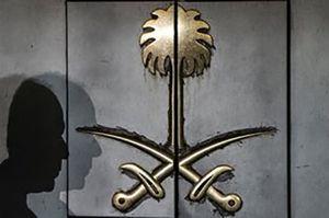 فیلم/ رواج بازی ترسناک ورود به سفارت سعودی!