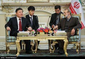 لاریجانی: آمریکا تعدادی از داعشیها را به افغانستان انتقال داده است