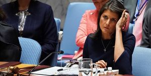 شکست بزرگ آمریکا در  سازمان ملل