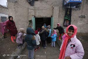 عکس/ منطقهای محروم در پایین شهر تهران