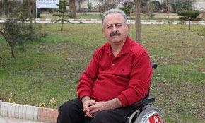 جانباز شهید محمدرضا اسکندری