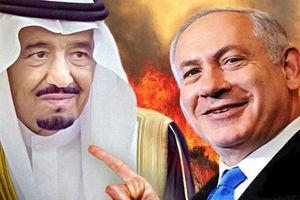 فیلم/ حمایت علنی سعودیها از اسرائیل!