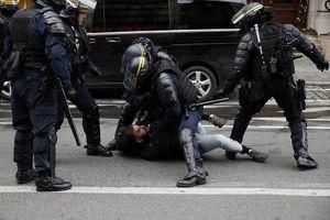 جدیدترین تصاویر از ادامه اعتراضات در پاریس