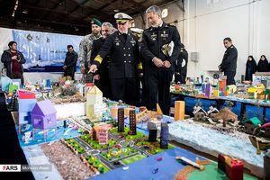 عکس/ دستاورد های جدید نیروی دریایی ارتش