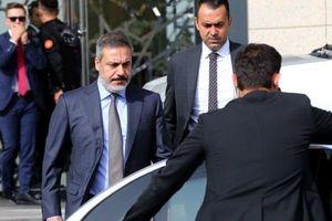 دیدار رئیس سازمان اطلاعات ترکیه با رئیس سیا پیرامون خاشقجی