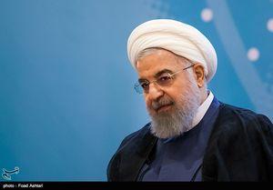 دیدار رؤسای مجالس چهار کشور با روحانی