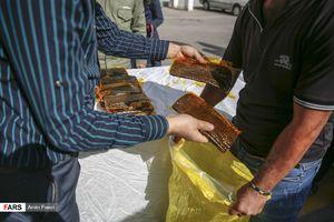 کشف 1.5 تن موادمخدر در فارس